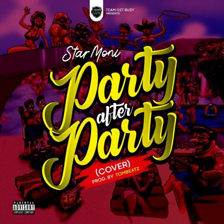 Star Moni – Party After Party (Cover)