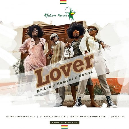Mr Leo x Gameni x Gomez – Lover