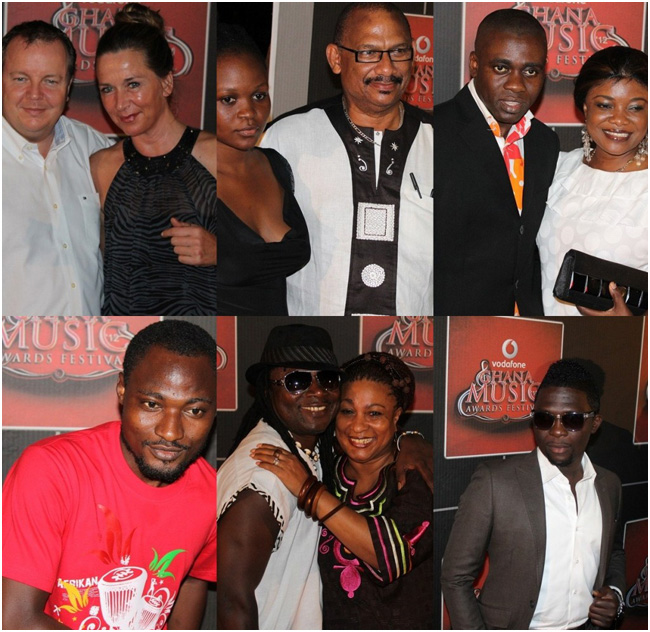 2012 VGMA Launch