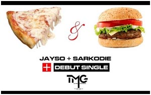 sarkodie ft jayso pizza and burger
