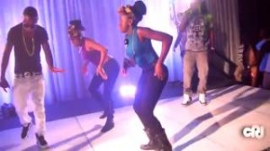 4×4 performs Yesi Yesi live at the New York Azonto tour