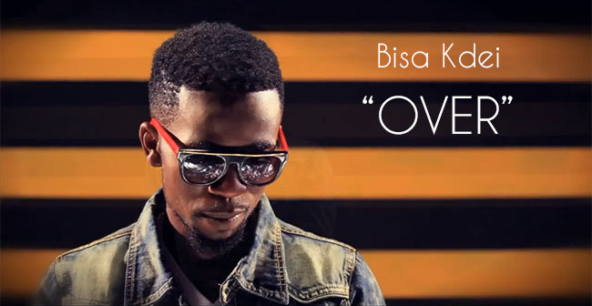 Bisa Kdei - Over (Official Video)