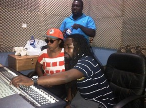 Obrafour hits the studio with Lousika