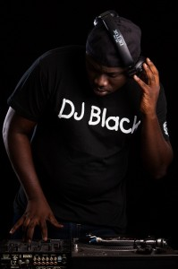 DJ Black presents AfroRap