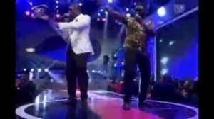 Don Jazzy, Wande Coal and D'Prince performs at Big Brother Africa 8 launch