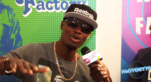 E.L freestyle & interview session on Factory78