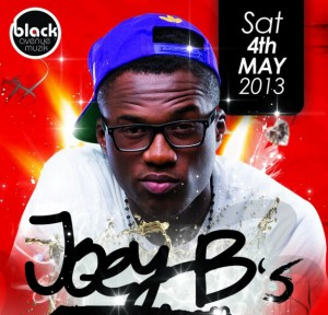 Joey B Strawberry Ginger Video Premiere Party set for Friday 10th May