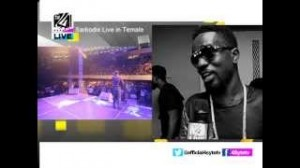 Sarkodie's rapperholic tour live in Tamale