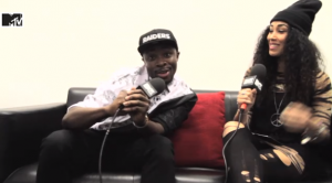 Fuse ODG talks azonto and more on MTV The Wrap Up