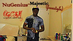 NuGenius – Majestic freestyle (Wayne Perry Cover)