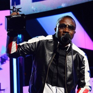 Ice Prince Interview with Fade of Beat 99.9FM at the BET Awards 2013