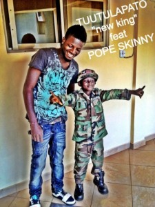 Tutulapato – New King ft Pope Skinny (Prod by Danny Beatz)
