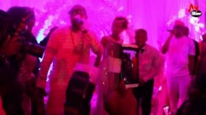 D'Banj and Don Jazzy perform together