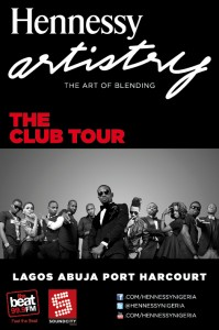 Hennessy Artistry Supporting Acts 2013