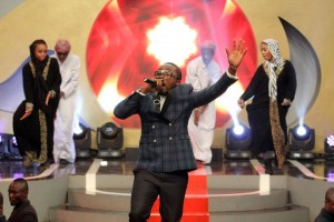 Ice Prince's performance at the Big Brother Africa finale