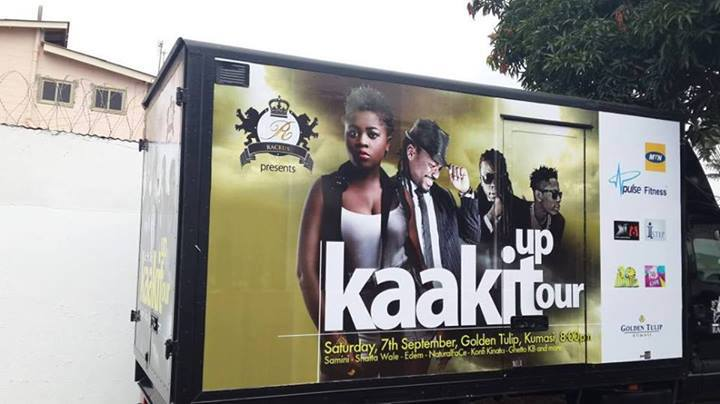 Kaakit UP Tour