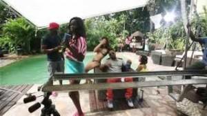 D-Black – Carry Go ft Davido (Behind the Scenes)