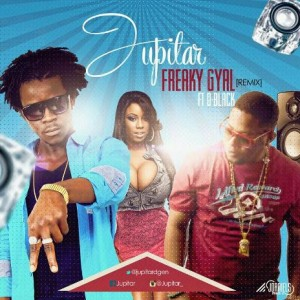 Jupitar – Freaky Gal Remix ft D-Black (Prod by Genius Selections)