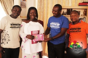 Fiesta launches One Ghana Concert to unify the country