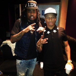 Wizkid – Nobody But You ft Wale