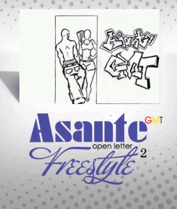 AsanteGMT – Open Letter Freestyle 2 (Clean)