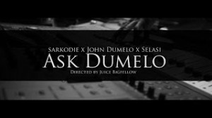 Sarkodie – Ask Dumelo ft John Dumelo & Selasi (Official Video)