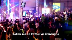 Shatta Wale performs at the 2013 MTN 4syte Music Video Awards