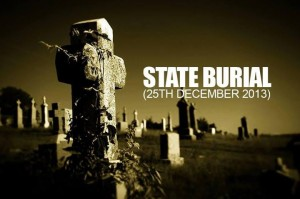 Shatta Wale – State Burial (25th December 2013) (Samini Diss)