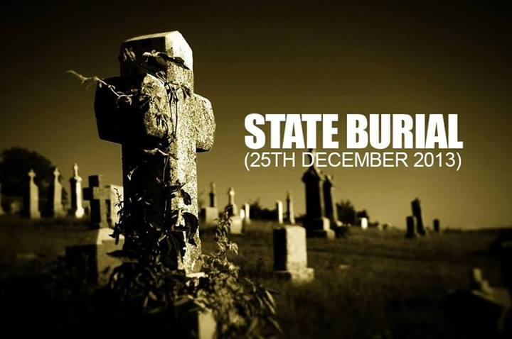 Shatta Wale - State Burial (25th December 2013)