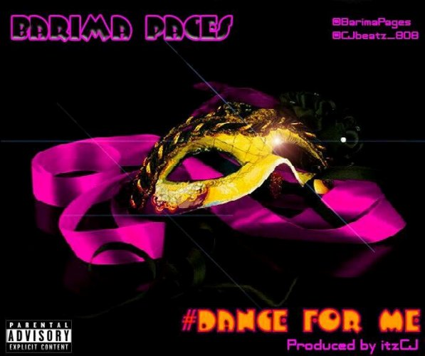 Barima Pages - Dance For Me