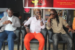 Kwabena Kwabena presents F14 concert with Samini, Pat Thomas, Castro, Raquel and others this Valentines Day