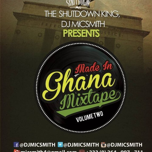 Dj Mic Smith - Made In Gh Mix (Vol. 2)
