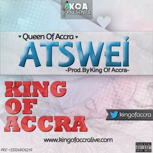 King Of Accra – Atswei (Queen of Accra)