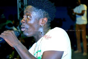 Photos from Shatta Wale's Homecoming concert at Korle Gonno
