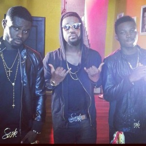 PhootPrintz – Real Recognize Real ft Sarkodie (Prod by Lil Shaker)