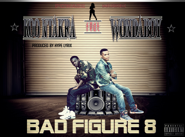 Koo Ntakra - Bad Figure 8