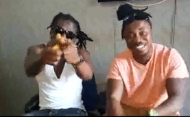 Watch out for a brand new collabo from Atumpan and Samini (Teaser)