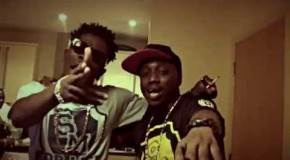Shatta Wale and Yoggy Doggy freestyling