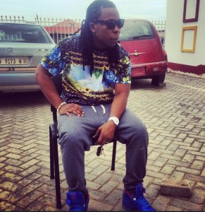 Edem set to release his third album Books 'N' Rhymes in September