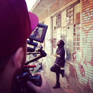 Sarkodie shots music video for Adonai with Castro in South Africa