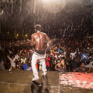 [Photos] Sarkodie and Shatta Wale rocked Kumasi over the weekend