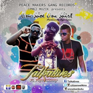 Talkatives – One Shoe One Shirt ft Pope Skinny (Prod by Hype Lyrix)