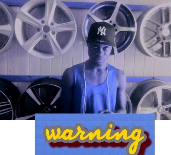 Ginsen (1Fame) - Warning To Da Blackstars