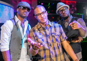 [Photos] P-Square shoots new music video with rapper T.I