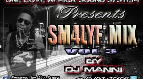 Shatta Wale Dancehall Mix (Vol 3) by DJ Manni
