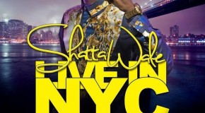 Shatta Wale ready to rock New York City, August 9th