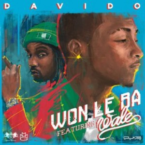 """Davido reveals hot new collaboration with MMG rapper Wale, """"Won Le Ba"""""""