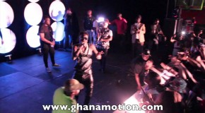 Shatta Wale live performance in New York (Full Coverage)