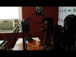 Shatta Wale live on Vibes Link 96.1 FM in New Jersey