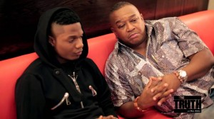 Wizkid talks about beef with Davido on The Truth with Olisa Adibua